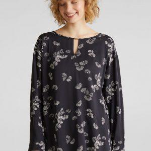 blouse noire Esprit