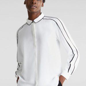 blouse blanche Esprit