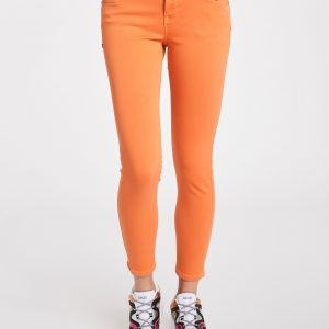 jeans orange gaudi