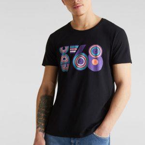 tshirt noir Esprit