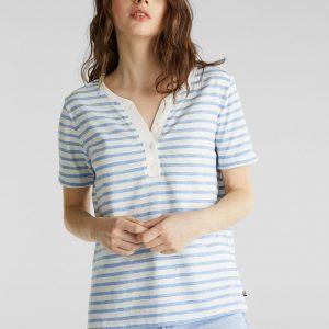 tshirt bleu ciel esprit