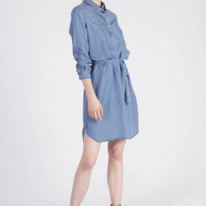 robe denim kaporal