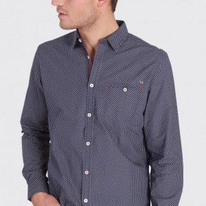 chemise bleu kaporal