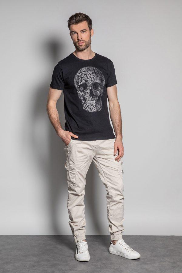 tshirt noir deeluxe