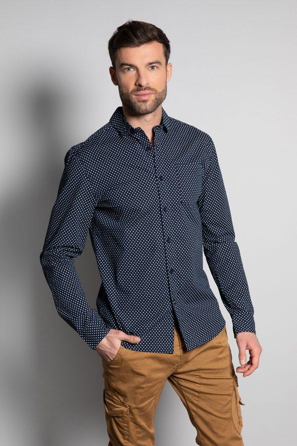 chemise bleu deeluxe