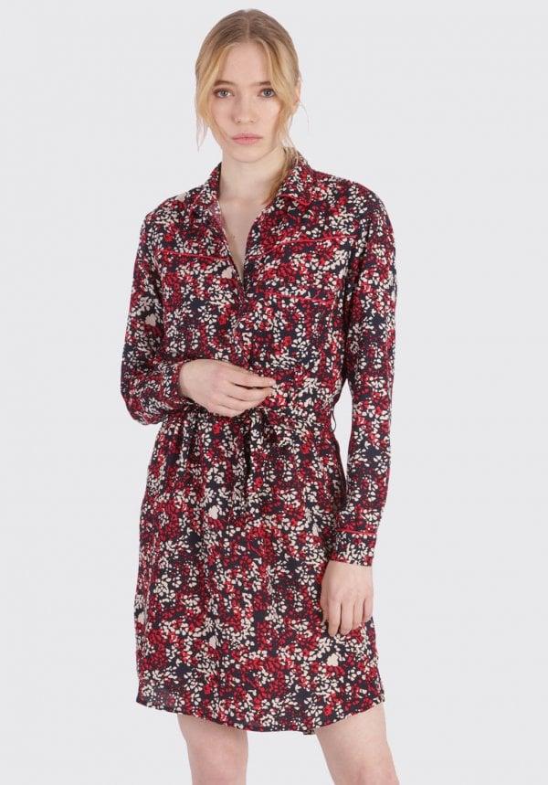 robe fleurie kaporal