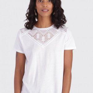 tshirt blanc kaporal