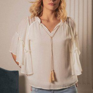 blouse ample deeluxe