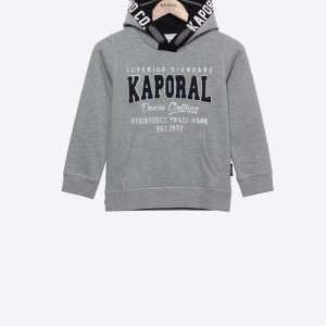 sweat gris kaporal