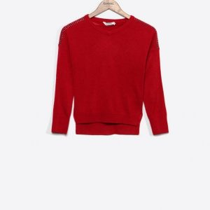 pull rouge kaporal