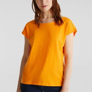 tshirt orange esprit