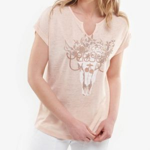 tshirt rose LTC
