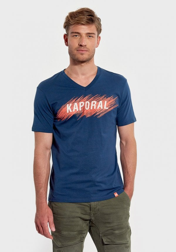 tshirt marine kaporal