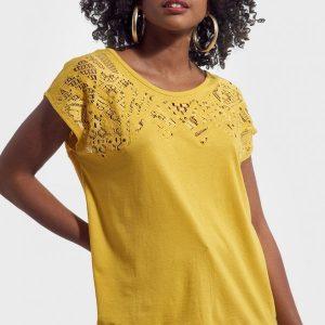 tshirt jaune kaporal