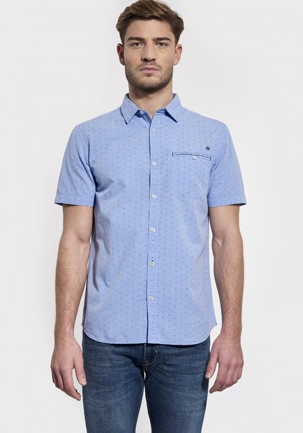 chemise bleu ciel kaporal