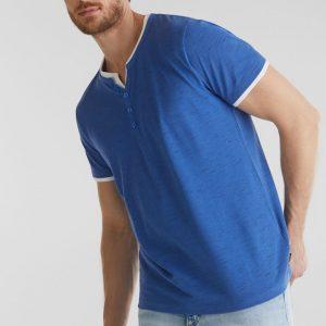 tshirt bleu esprit