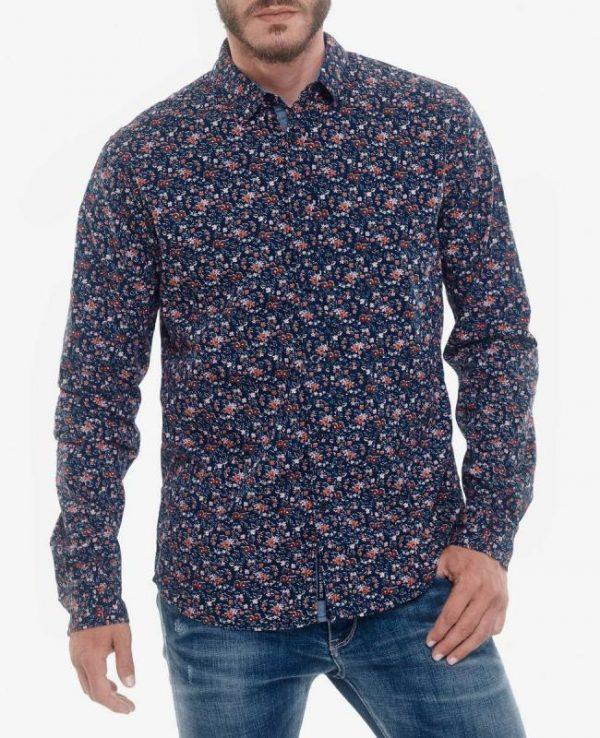 chemise marine LTC