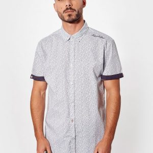 chemise blanche kaporal