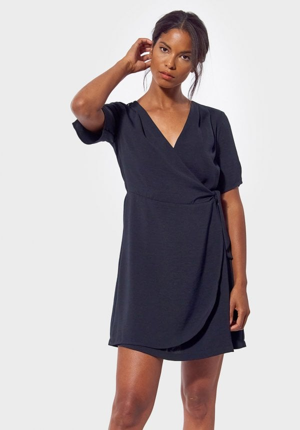 robe noir kaporal