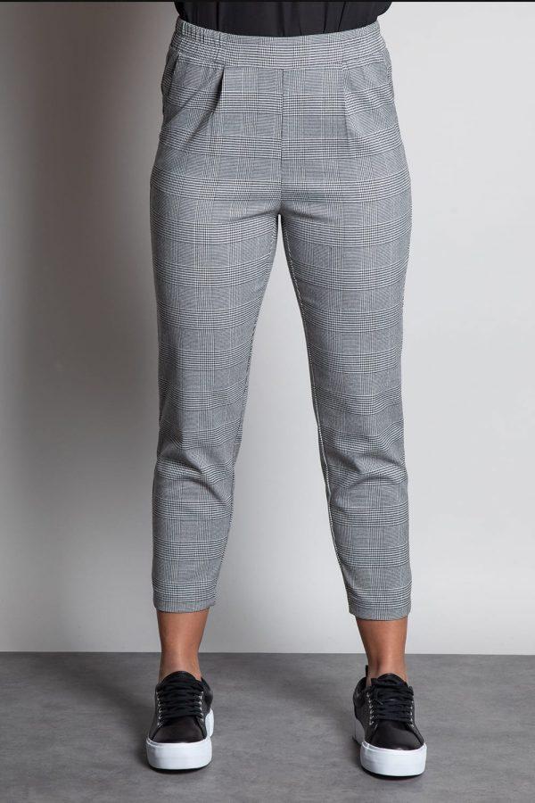 pantalon gris deeluxe