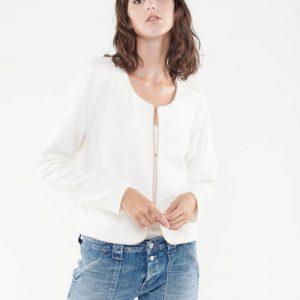 veste blanche LTC