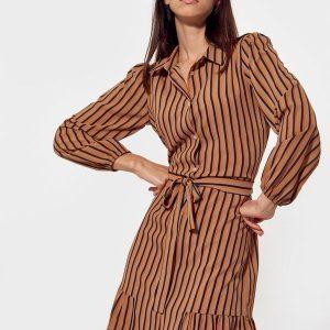 robe marron kaporal