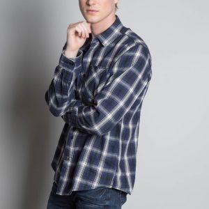 chemise marine deeluxe