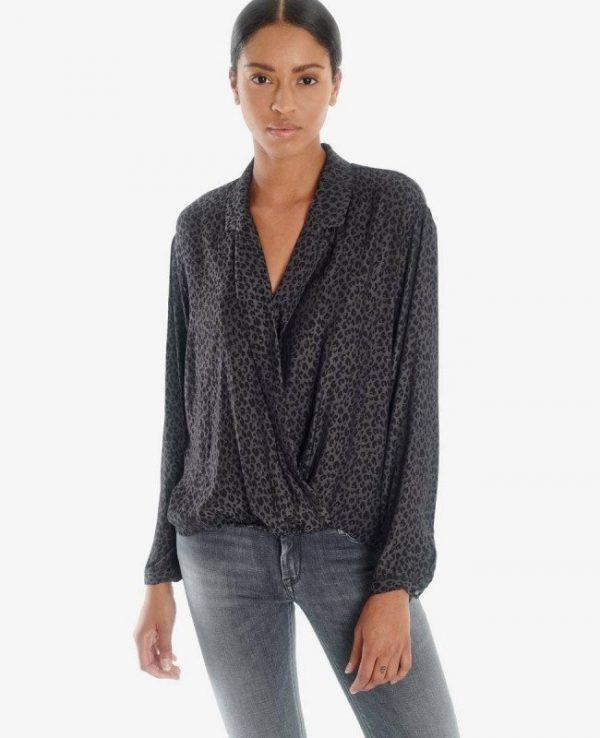 blouse noire LTC