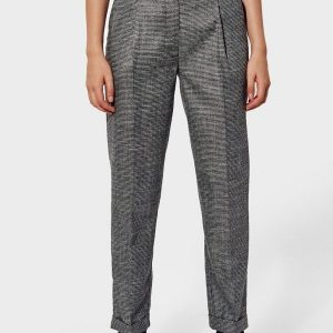 pantalon gris kaporal