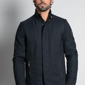 manteau noir deeluxe