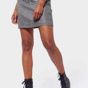 jupe gris kaporal