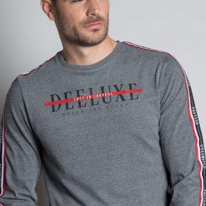 Tshirt gris Deeluxe