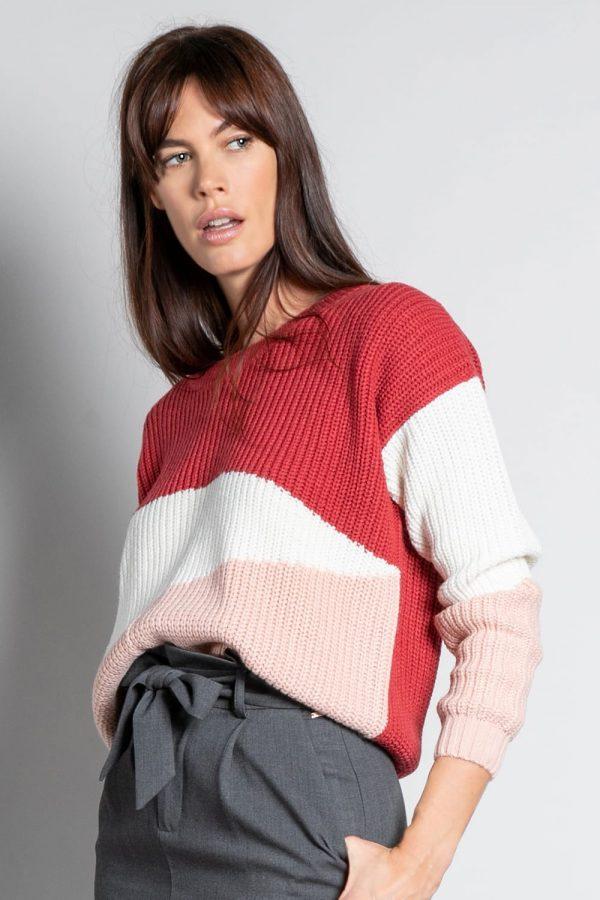 pull tricolre deeluxe