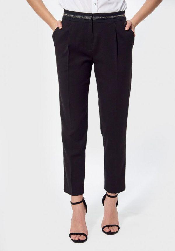 pantalon noir kaporal