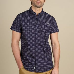 chemise manches courtes deeluxe