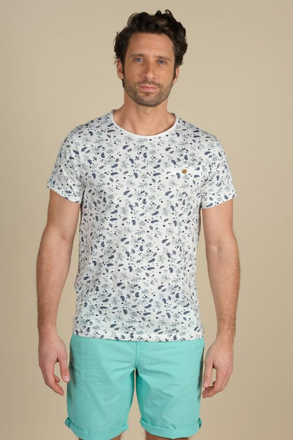 tshirt manches courtes deeluxe