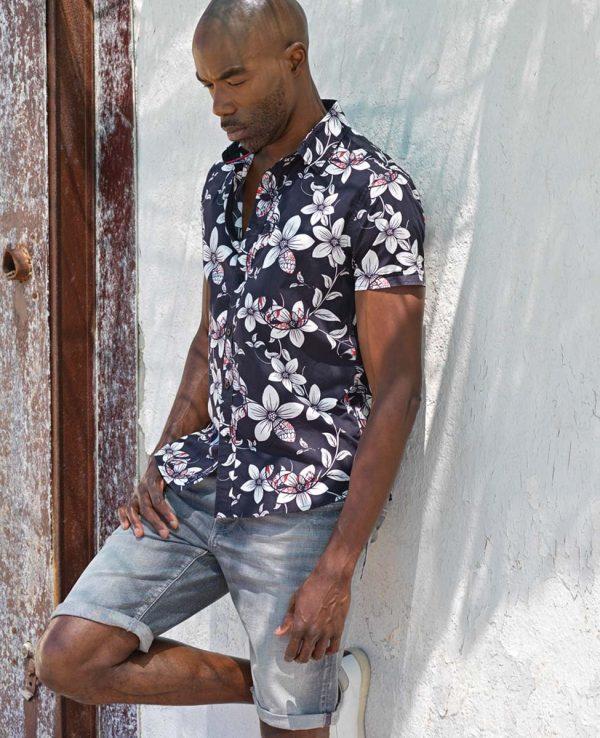 chemise manches courtes LTC