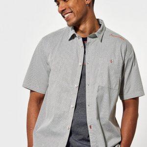 chemise manches courtes kaporal