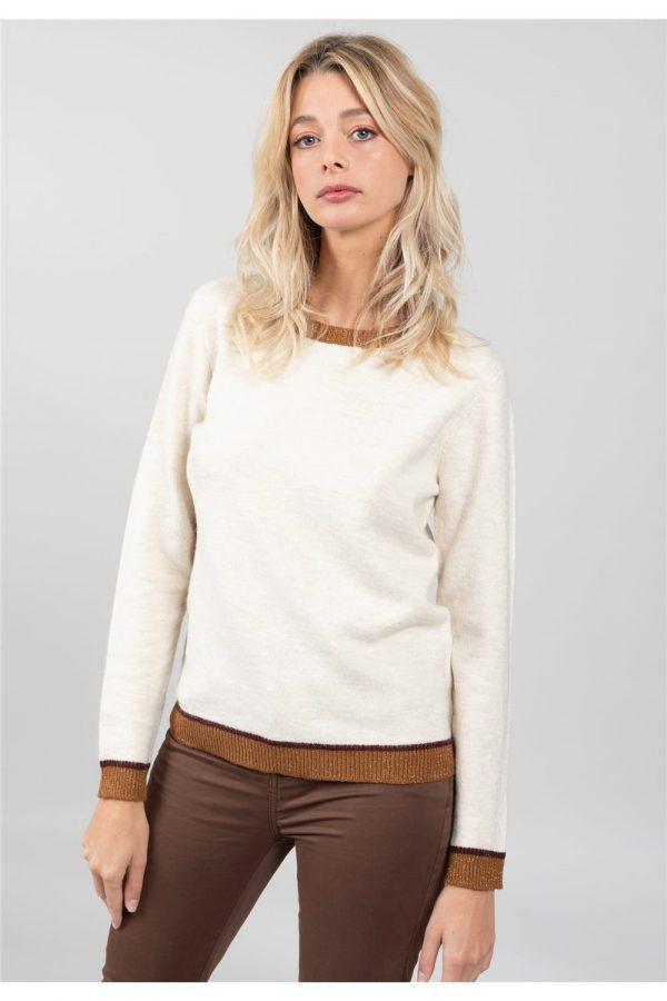 pull blanc deeluxe