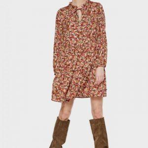 robe motif fleurs LTC