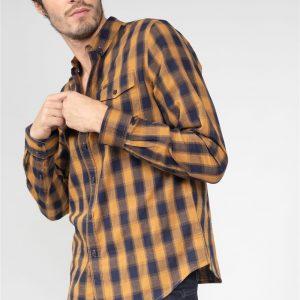 chemise à carreaux deeluxe